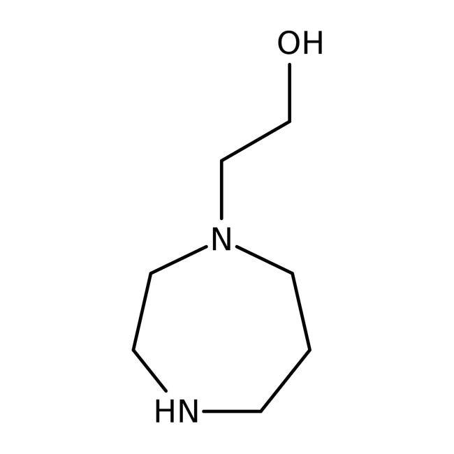 2-(1,4-Diazepan-1-yl)ethan-1-ol, 97%, Maybridge