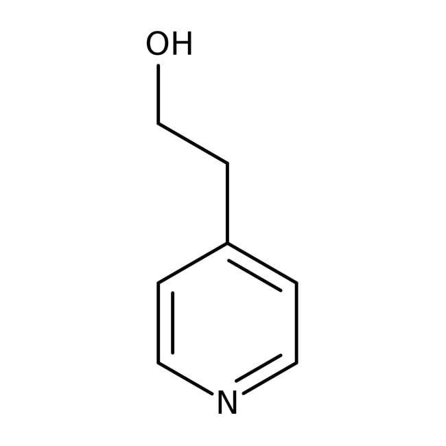 Alfa Aesar™4-(2-Hydroxyethyl)pyridine, 98% 1g Alfa Aesar™4-(2-Hydroxyethyl)pyridine, 98%