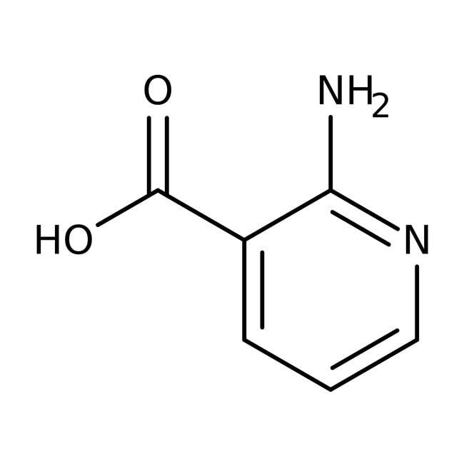 2-Aminonicotinsäure 98%, ACROS Organics™ 5 g-Glasflasche 2-Aminonicotinsäure 98%, ACROS Organics™