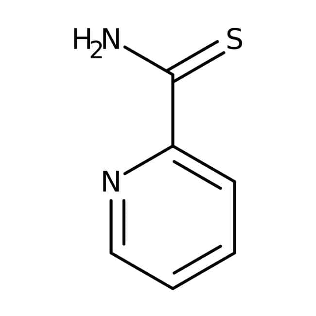 2-Pyridinethioamid, 97%, ACROS Organics™ 25 g-Glasflasche 2-Pyridinethioamid, 97%, ACROS Organics™