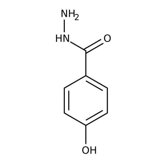4-Hydroxybenzoic Acid Hydrazide, 98%, ACROS Organics™