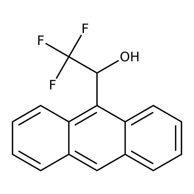 (-)-2,2,2-Trifluoro-1-(9-anthryl)ethanol 98+%, ACROS Organics