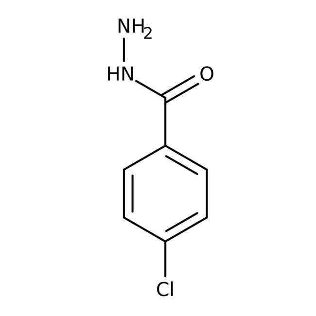 Alfa Aesar™4-Chlorobenzhydrazide, 98% 5g prodotti trovati