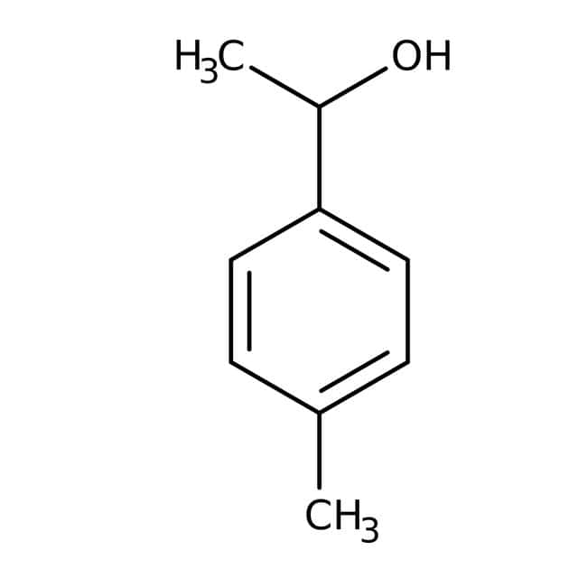 Alfa Aesar™1-(4-Methylphenyl)ethanol, 97% 25g Alfa Aesar™1-(4-Methylphenyl)ethanol, 97%