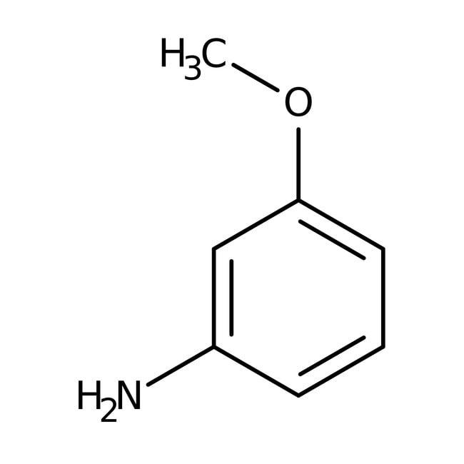 m-Anisidine, 99%, ACROS Organics™
