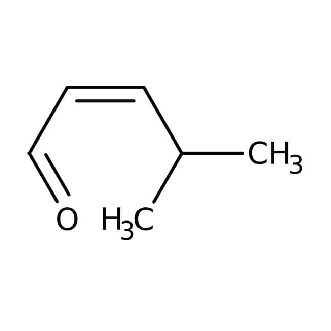 4-Methyl-2-pentenal, 95%, ACROS Organics™ 100ml-Glasflasche 4-Methyl-2-pentenal, 95%, ACROS Organics™