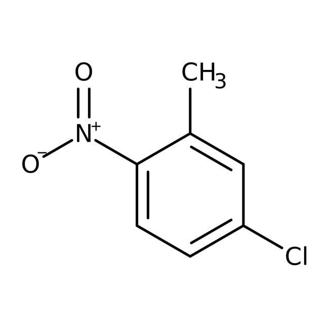 5-Chloro-2-nitrotoluene, 98%, ACROS Organics