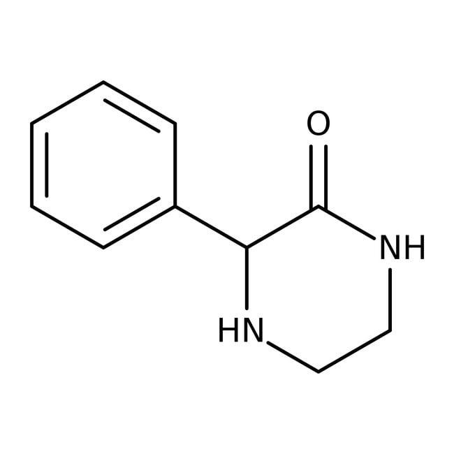 Alfa Aesar™3-Phenyl-2-piperazinone, 97% 1g Alfa Aesar™3-Phenyl-2-piperazinone, 97%