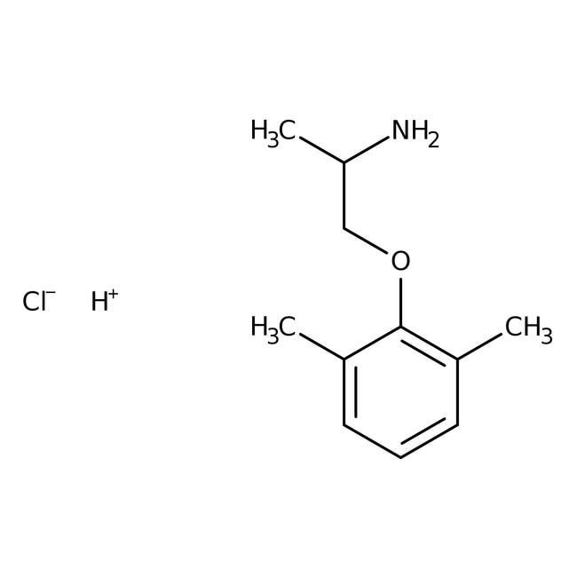 Mexiletine hydrochloride, Acros Organics
