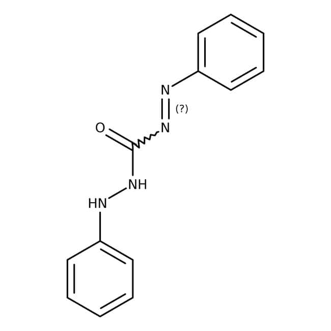 Phenylazoformic acid 2-phenylhydrazide, suitable for colorimetric analysis, ACROS Organics™