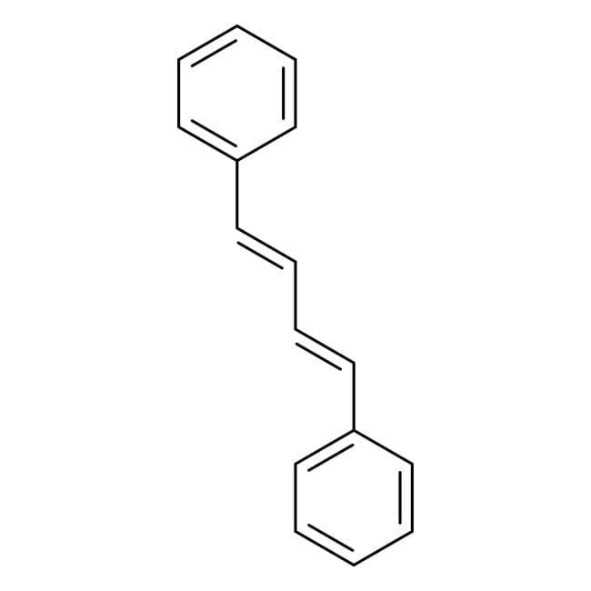 trans,trans-1,4-Diphenyl-1,3-butadiene, 99%, ACROS Organics™
