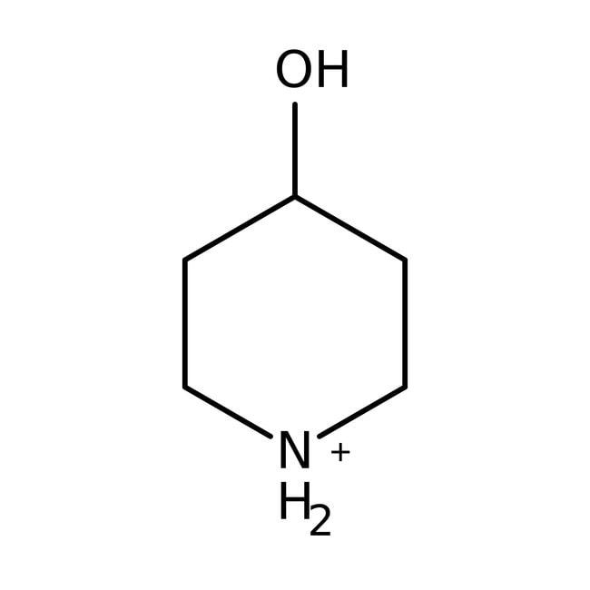 4-Hydroxypiperidine, 99+%, ACROS Organics™