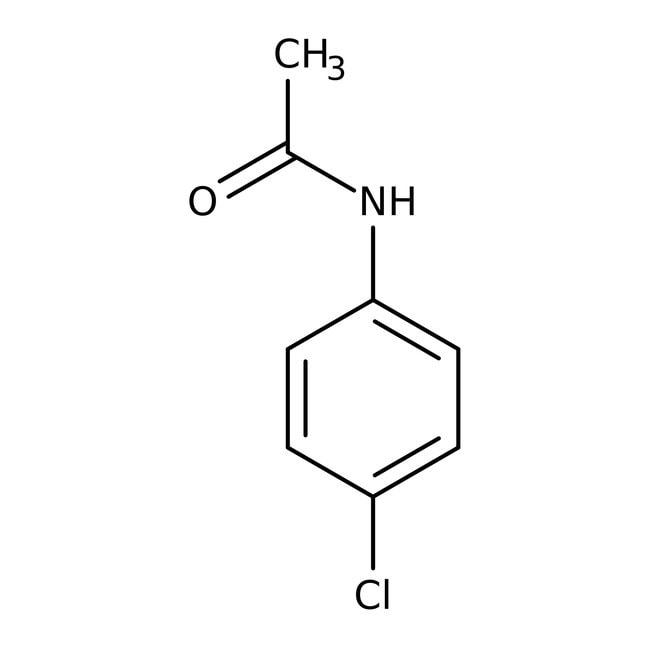 4'-Chloroacetanilide, 97%, ACROS Organics