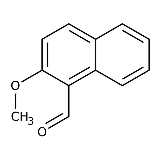 2-Methoxy-1-naphthaldehyde 98.0 %, TCI America