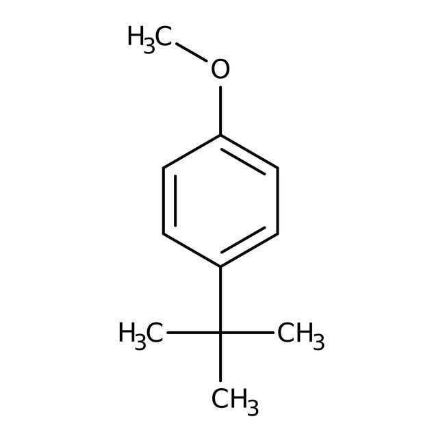 4-tert-Butylanisole, 97%, ACROS Organics™