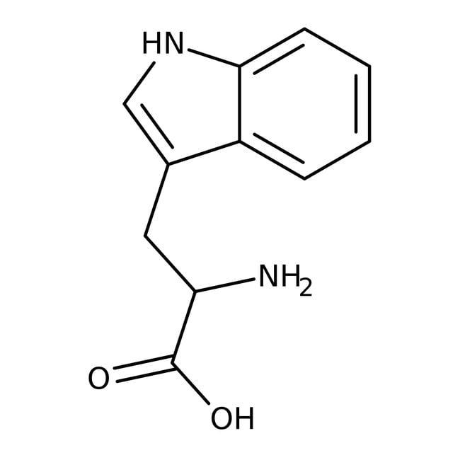 DL-Tryptophan, 98%, ACROS Organics™ 25g; Kunststoffflasche DL-Tryptophan, 98%, ACROS Organics™
