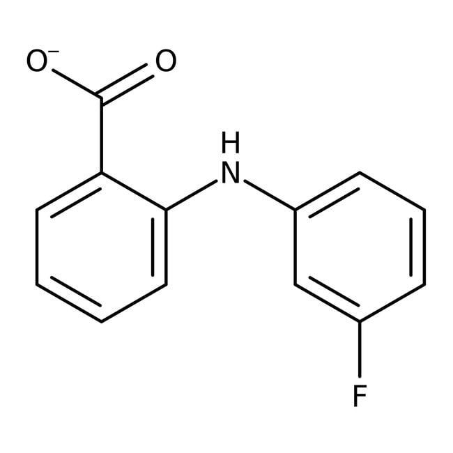 Alfa Aesar™2-(3-Fluorophenylamino)benzoic acid, 98% 50g Alfa Aesar™2-(3-Fluorophenylamino)benzoic acid, 98%