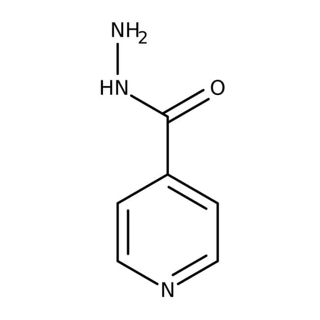 Isonicotinic acid hydrazide, 99%, ACROS Organics™