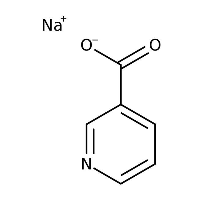 Alfa Aesar  Sodium nicotinate, 98%