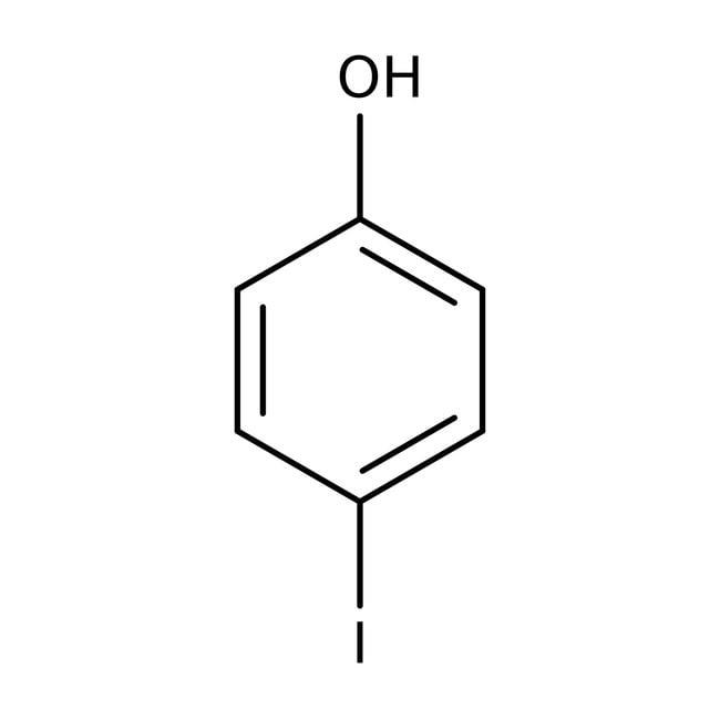 4-Iodophenol, 99%, ACROS Organics