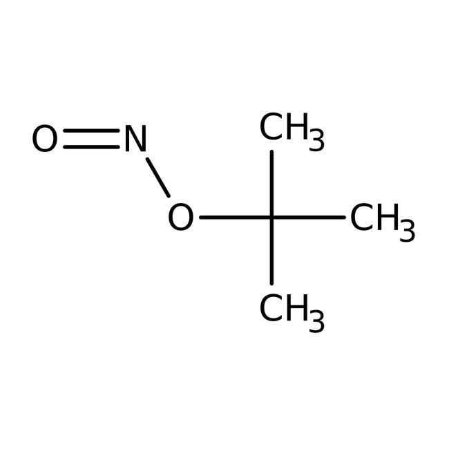 Alfa Aesar™tert-Butyl nitrite, tech. 90% 100g Alfa Aesar™tert-Butyl nitrite, tech. 90%