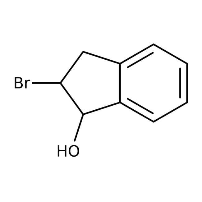 2-Bromo-1-indanol, 99%, Acros Organics™ 10g 2-Bromo-1-indanol, 99%, Acros Organics™