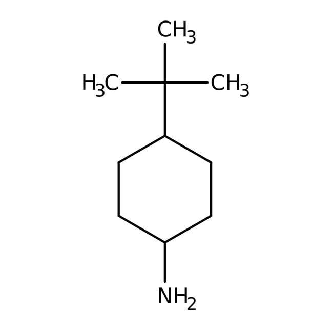 4-tert-Butylcyclohexylamine, 97%, mixture of cis and trans, Acros Organics