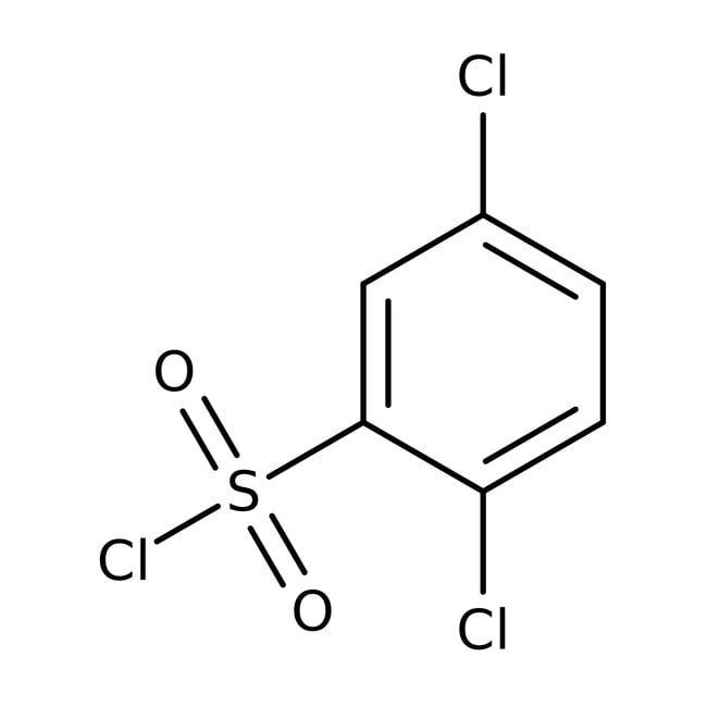 2,5-Dichlorobenzenesulfonyl chloride, 98%, ACROS Organics