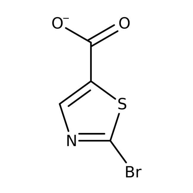 Alfa Aesar™Acide 2-bromothiazole-5-carboxylique, 97% 5g Alfa Aesar™Acide 2-bromothiazole-5-carboxylique, 97%