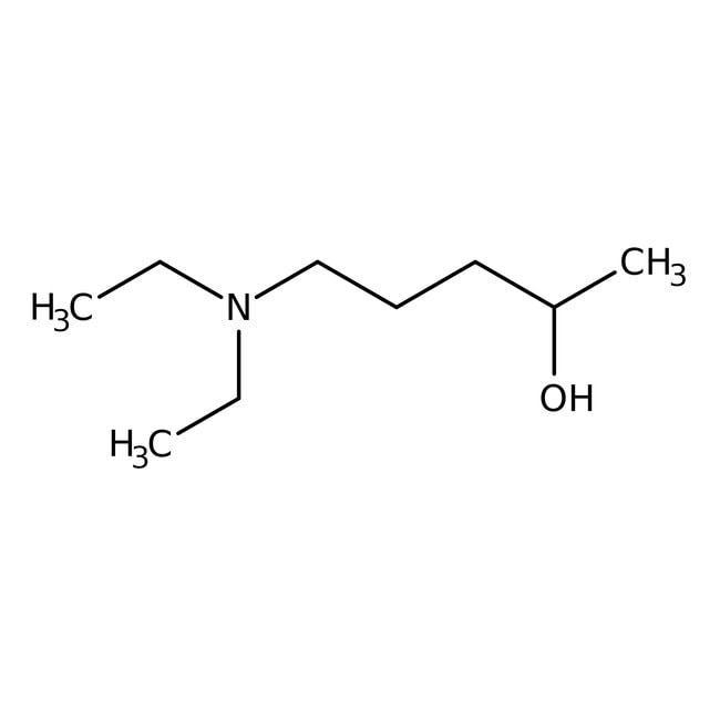 5-Diethylamino-2-pentanol, 96%, ACROS Organics