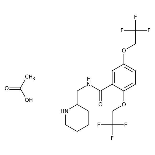 Flecainide acetate, Tocris Bioscience™: Home