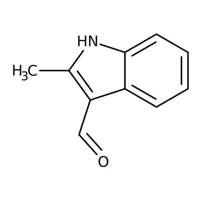 2-Methylindole-3-carboxaldehyde, 97+%, Acros Organics