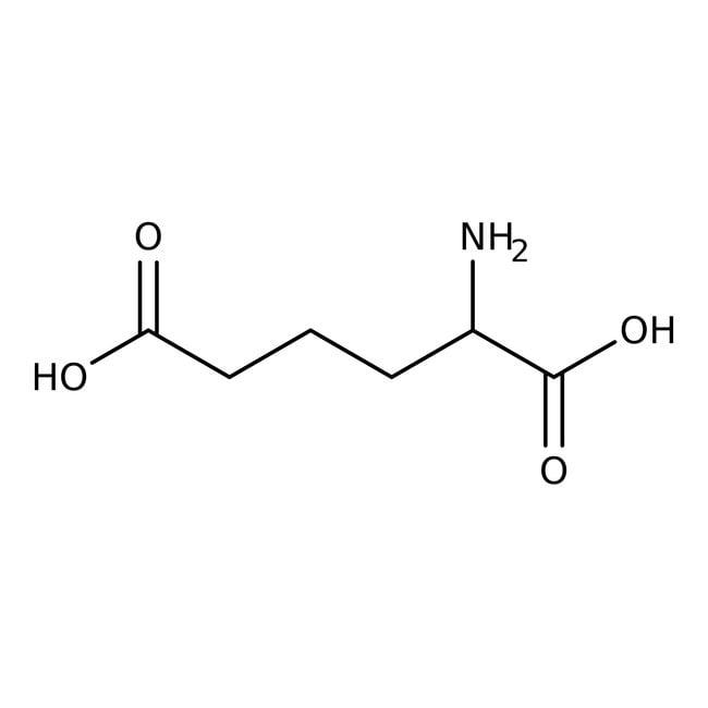 DL-2-Aminoadipic acid, 99%, anhydrous, ACROS Organics™