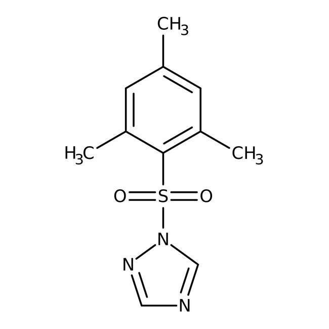 1-(2-Mesitylsulfonyl)-1H-1,2,4-triazole 99%, ACROS Organics