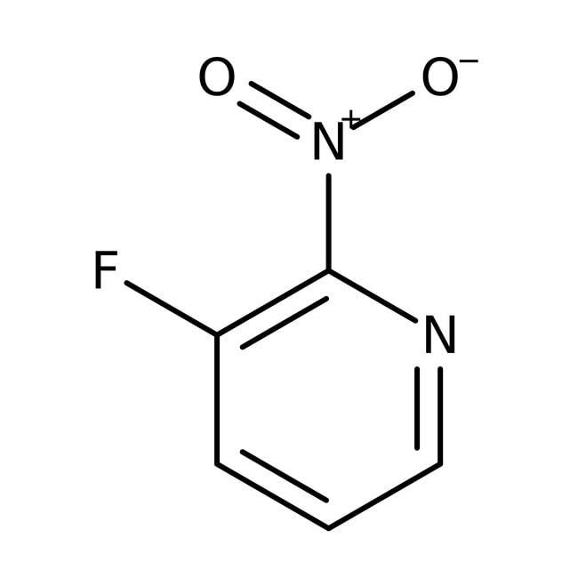 Alfa Aesar™3-Fluoro-2-nitropyridine, 96% 1g Alfa Aesar™3-Fluoro-2-nitropyridine, 96%