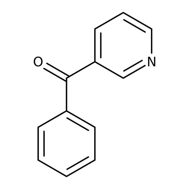 Alfa Aesar  3-Benzoylpyridine, 98+%