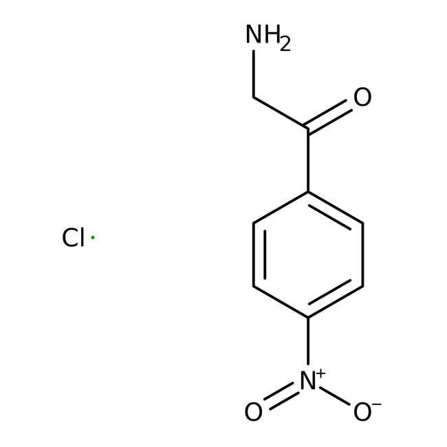 2-Amino-1-(4-nitrophenyl)ethan-1-one hydrochloride hydrate, 97%, Maybridge™