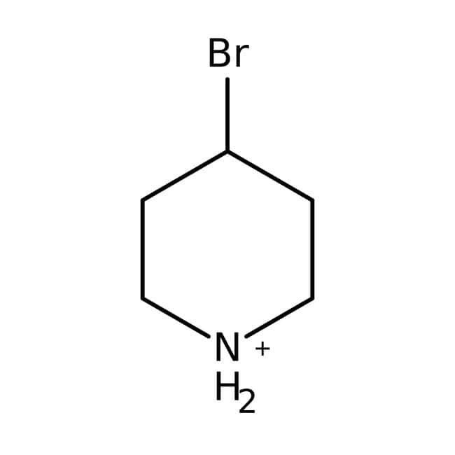 4-Bromopiperidine hydrobromide, 98%, ACROS Organics™
