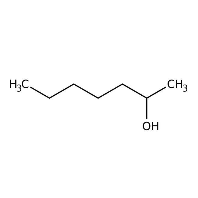 2-Heptanol, 99+%, ACROS Organics™