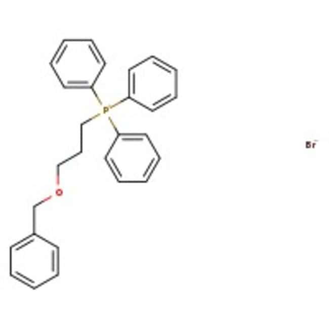 Alfa Aesar™(3-Benzyloxypropyl)triphenylphosphonium bromide, ≥97%