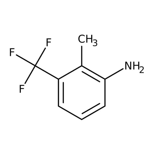 2-Methyl-3-(trifluoromethyl)aniline, 97%, ACROS Organics™
