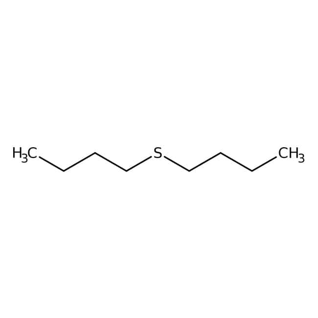 n-Butyl sulfide, 99%, pure, ACROS Organics™ 2.5L; Glass bottle n-Butyl sulfide, 99%, pure, ACROS Organics™