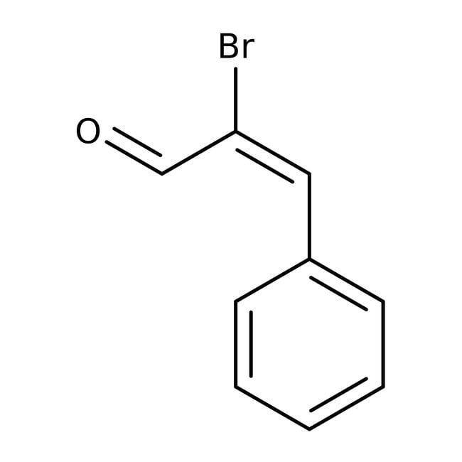 -Bromocinnamaldehyde, 98%, Acros Organics
