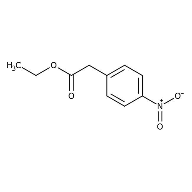 Ethyl 4-nitrophenylacetate, 98%, ACROS Organics