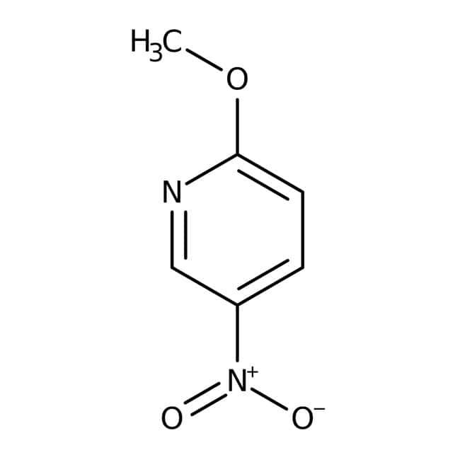 2-Methoxy-5-nitropyridine, 97%, ACROS Organics