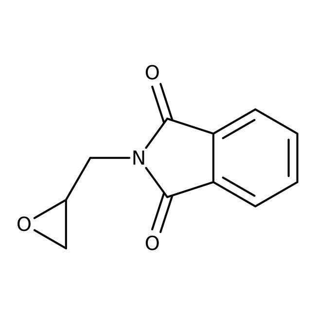 N-(2,3-Epoxypropyl)phthalimide, 95%, ACROS Organics™ 10g; Glass bottle N-(2,3-Epoxypropyl)phthalimide, 95%, ACROS Organics™