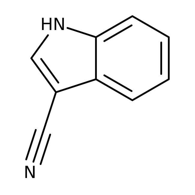 Alfa Aesar  Indole-3-carbonitrile, 98%