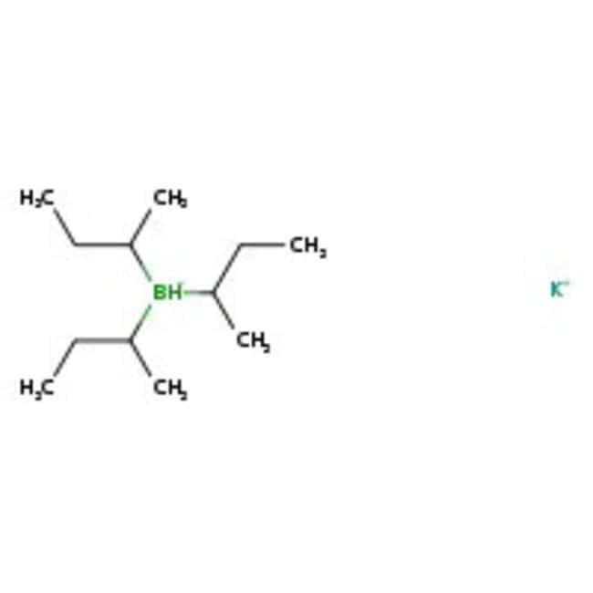 Potassium tri-sec-butylborohydride, 1M solution in tetrahydrofuran, AcroSeal™, ACROS Organics™