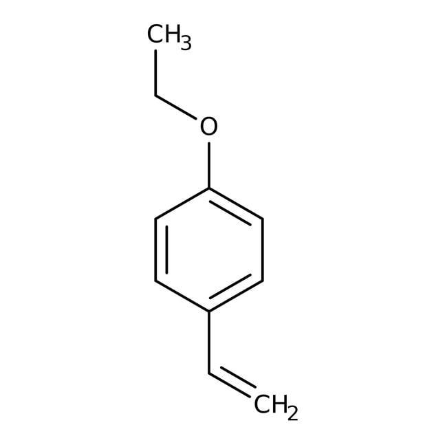 4-Ethoxystyrene, 98%, stabilized, ACROS Organics