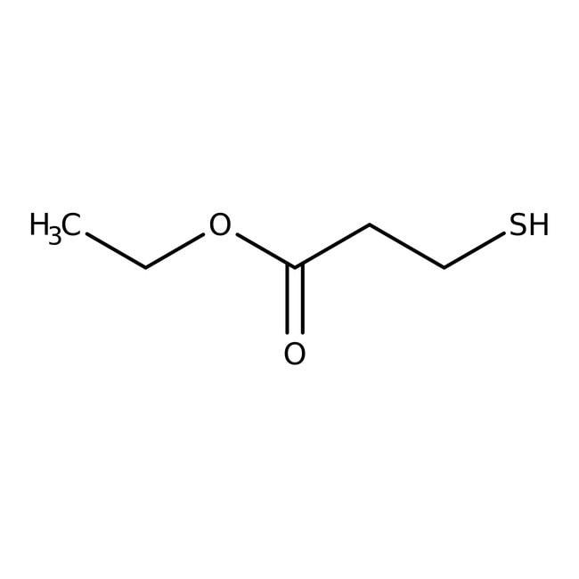 Ethyl 3-Mercaptopropionate 98.0+%, TCI America™